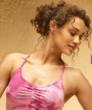 curly exercise style -