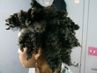 beautiful hair - Twist out