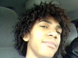 its me lolz in the sunlight - Afro