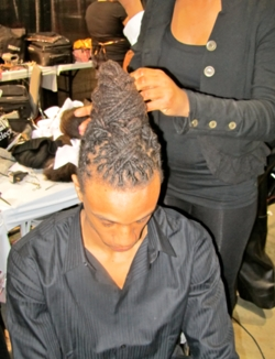 Bronner Brothers in Atlanta - Textured Tales from the Street hairstyle picture