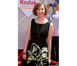 Kristen Schaal - 3a, Celebrities, Female, Spiral curls hairstyle picture
