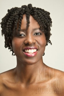 Natural Twist out  Extension - 3b, 2b, 3a, Very short hair styles, Short hair styles, Medium hair styles, Long hair styles, Twist hairstyles, Braids, Afro, Wedding hairstyles, Female, Prom hairstyles, Formal hairstyles hairstyle picture