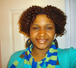 my holiday twist out -