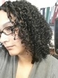 just me - Curly kinky hair, 3c