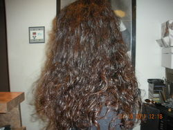 Ntural Curly Hair Before - Readers hairstyle picture