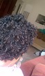 great hair day - Curly kinky hair, 3c
