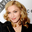 madonna - Wavy hair