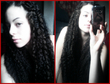 cave woman  bohemian look - Braids