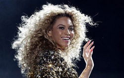 Beautiful Beyonce - Blonde, 3a, Celebrities, Long hair styles, Female, Curly hair hairstyle picture