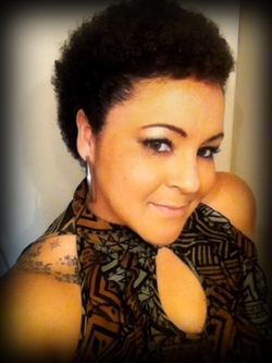 Curly TWA - 3c, 4a, Very short hair styles, Kinky hair, Black hair, Adult hair, Teeny weeny afro hairstyle picture