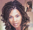 kinky twists - twist hairstyles