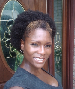 free flowin fro - 4b, Short hair styles, Kinky hair, Readers, Female, Black hair, Adult hair hairstyle picture