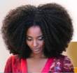 big beautiful natural hair - Curly kinky hair, 3c