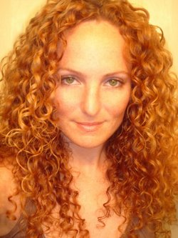 Jen Blaze - Redhead, 3b, Long hair styles, Readers, Female, Curly hair, Adult hair, Natural Hair Celebration hairstyle picture