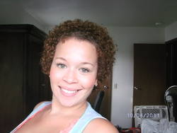 My curls :&#41; - Short hair styles hairstyle picture