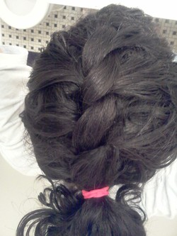 The two braid! -  hairstyle picture