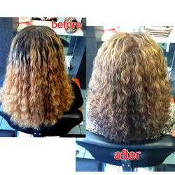 Curl Rescue 2 by Richie Roman - Blonde hairstyle picture