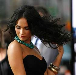 Megan Fox - Celebrities, Wavy hair, Long hair styles, Female, Adult hair hairstyle picture