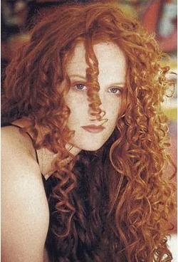 Radiant in red - Redhead, 3a, Long hair styles, Styles, Female, Curly hair hairstyle picture
