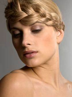 Braids - Blonde, Braids, Styles, Female, Adult hair, Straight hair hairstyle picture