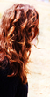 scotch irish red curly hair -