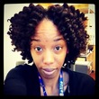 fabulous twistout - Wavy hair, 2a, 2b, 2c