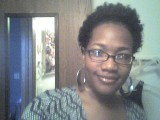 Transitioning Knot Out - 3c, 4a, Short hair styles, Styles, Female, Curly hair, Black hair hairstyle picture