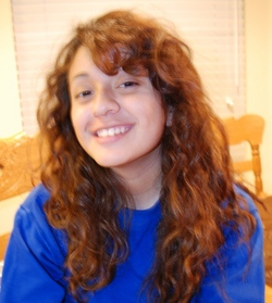 Smile! You have curls! - Redhead, 3a, Long hair styles, Winter hair, Readers, Curly hair, Teen hair hairstyle picture