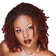 kinkytwists.jpeg - Redhead, Medium hair styles, Long hair styles, Female, Curly hair, Black hair, Adult hair, Kinky twists hairstyle picture
