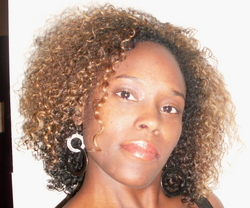 hair after damage - Blonde, Mature hair, Medium hair styles, Kinky hair, Afro, Readers, Female, Curly hair, Adult hair, Afro puff, Curly kinky hair, Natural Hair Celebration, Textured Tales from the Street hairstyle picture