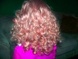 back of lillis hair -