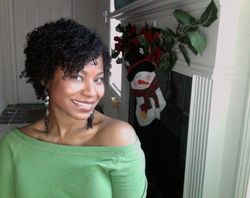 my natural hair - 3b, 3c, 4a, Short hair styles, Kinky hair, Afro, Female, Curly hair, Black hair, Adult hair, Teeny weeny afro hairstyle picture