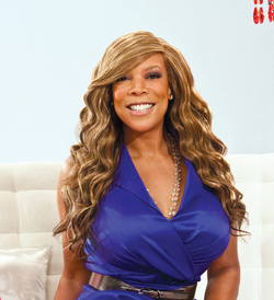 Wendy Williams - Blonde, Celebrities, Kinky hair, Long hair styles, Female, Weave hairstyles, Hair extensions hairstyle picture