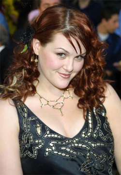 Sara Rue - Redhead, 3a, Celebrities, Long hair styles, Female, Curly hair hairstyle picture
