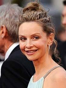 Calista Flockhart - Blonde, Celebrities, Updos, Special occasion, Female hairstyle picture