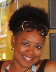 Loving my AfroPuff! - Afro, Readers, Black hair, Adult hair hairstyle picture