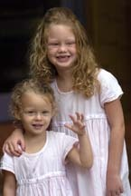 Sisters - Blonde, 3b, 3a, Short hair styles, Kids hair, Long hair styles, Styles, Curly hair hairstyle picture