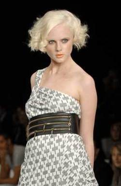 Kevin Murphy - Blonde, Wavy hair, Short hair styles, Styles, Female hairstyle picture