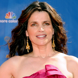 Julia Ormond - Brunette, Celebrities, Wavy hair, Long hair styles, Female hairstyle picture