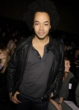 patrick robinson at fashion week 09 - Black hair
