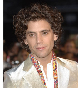 Mika - Brunette, 3a, Celebrities, Male, Short hair styles, Curly hair hairstyle picture