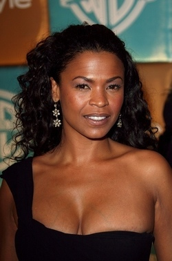 Nia Long - Celebrities, Kinky hair, Long hair styles, Female, Black hair hairstyle picture