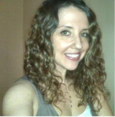 My naturally curly hair - Brunette, 3a, Long hair styles, Readers, Female, Curly hair hairstyle picture