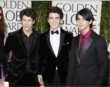 the jonas brothers - short hair styles