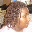nubian twists - kinky twists