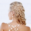 romantic braid -