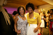 jane carter and cassadie at the curly pool party - kinky hair