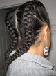 easy french braids - Hair Accessories