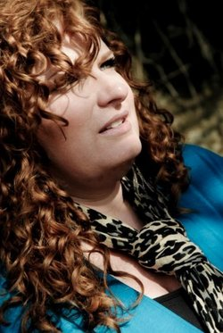 All natural curl and color - Redhead, 3b, 3c, Long hair styles, Female, Adult hair, Spiral curls, Layered hairstyles, Natural Hair Celebration hairstyle picture