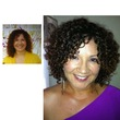 kathys kurly make45over - short hair styles